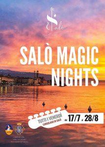 Salò magic nights @ lungolago di Salò