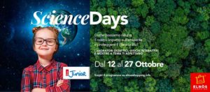 Science Days @ ELNÒS Shopping | Roncadelle | Lombardia | Italia