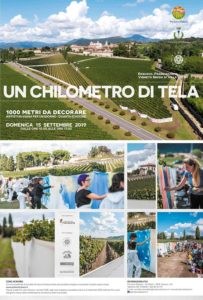 Un Chilometro di Tela @ Villa Lechi Erbusco   Erbusco   Lombardia   Italia