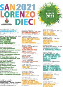 Estate a Gussago - San Lorenzo Dieci - 2021 @ Gussago