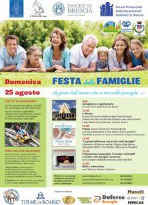 Festa delle Famiglie a Darfo @ parco delle Terme di Boario
