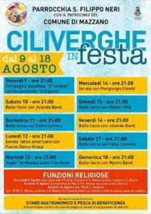 Ciliverghe in Festa @ oratorio Ciliverghe | Ciliverghe | Lombardia | Italia