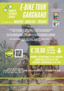 E-Bike Tour Gargnano @ ritrovo Bogliaco