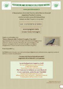 Mini-birdwatching alle Torbiere di Iseo @ parcheggio presso Chiesa di S. Pietro in Lamosa   Lombardia   Italia