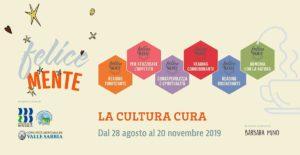 Rassegna FeliceMENTE - La cultura che cura @ vedi testo