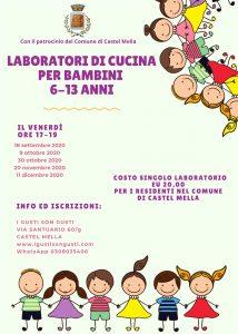 I gusti son gusti: piccoli chef all'opera @ I Gusti son Gusti CastelMella | Castel Mella | Lombardia | Italia
