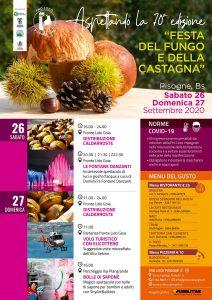 Festa del Fungo e della Castagna Pisogne @ Centro storico Pisogne | Pisogne | Lombardia | Italia