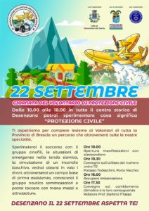 Giornata del Volontariato di Protezione Civile