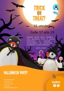 Halloween con Pingu's English Brescia @ Pingu's English Brescia