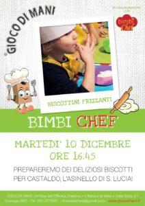 Giocodimani - Biscotti frizzanti @ Officina Creativa Il Nano e la Mela   Gussago   Lombardia   Italia