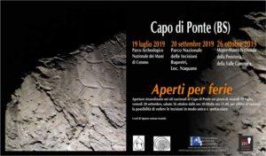 Al Museo della Preistoria di sera! @ MuPre - Museo della Preistoria