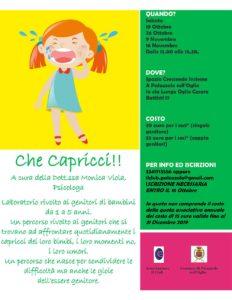 Che capricci! @ Spazio Crescendo Insieme