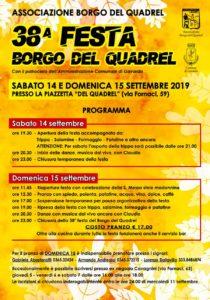 Festa del borgo del Quadrel @ Borgo del Quadrel