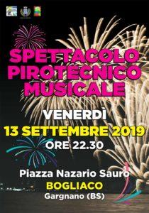 Spettacolo pirotecnico a Gargnano @ piazza Nazario Sauro | Gargnano | Lombardia | Italia