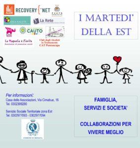 I martedì della Est @ Casa delle Associazioni Brescia
