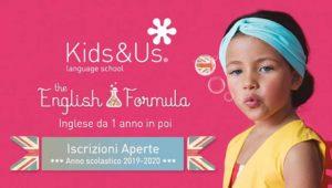 Children love English&sweets? Scoprilo al nostro dolcissimo OPEN DAY! @ Kids&Us Franciacorta
