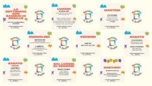 Brescia - La settimana di laboratori con Bambini in Braille @ sede Bambininbraille | Brescia | Lombardia | Italia