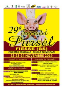 Sagra del Pursèl a Fiesse @ Fiesse   Fiesse   Lombardia   Italia