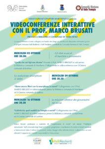 Videoconferenze interattive @ biblioteca comunale di Marcheno