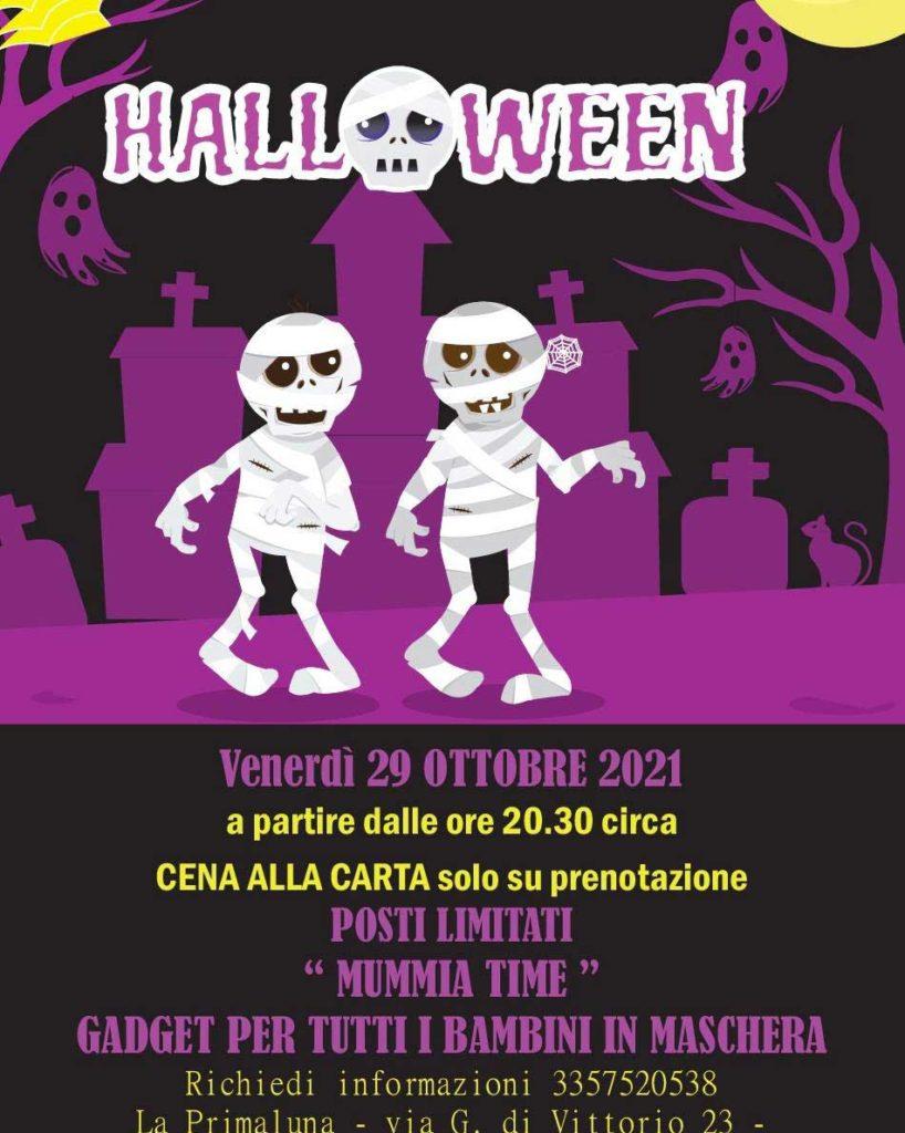 Botticino Halloween time alla prima Luna