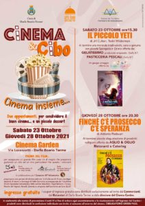Darfo - Cinema e cibo @ Cinema Garden | Darfo Boario Terme | Lombardia | Italia