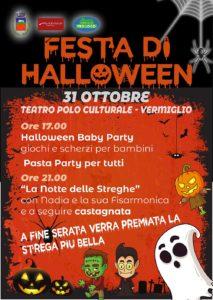 Festa di Halloween @ Teatro polo culturale
