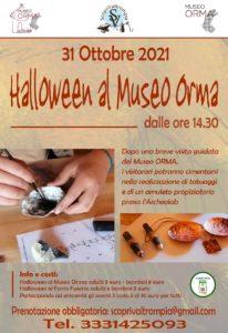Pezzaze - Halloween preistorico al Museo di Orma @ Museo di Orma a Pezzaze | Mondaro | Lombardia | Italia