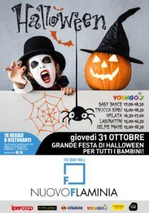 Halloween al Nuovo Flaminia @ Nuovo Flaminia zona ex magazzini generali Brescia