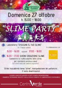 Slime party @ CENTRO VERDE CARAVAGGIO