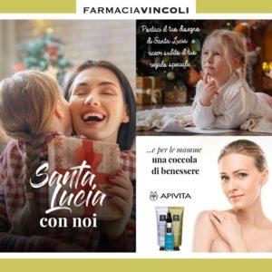 Santa Lucia con noi @ Farmacia Vincoli