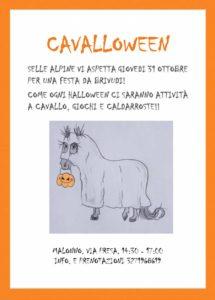 Cavalloween @ Selle Alpine
