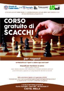 Corso di scacchi a Castel Mella @ Punto Famiglia Casa Lilli