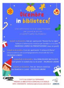 Dicembre a Odolo @ Biblioteca di Odolo | Odolo | Lombardia | Italia