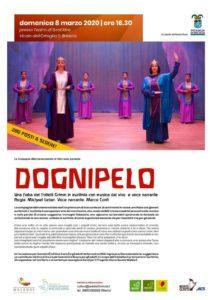 Dognipelo @ Teatro Sant'Afra | Rodengo-Saiano | Lombardia | Italia