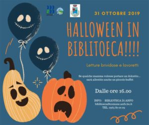 Halloween in biblioteca a Anfo @ Biblioteca di Anfo