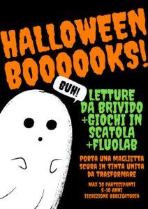 Halloween Booooks a Concesio @ Biblioteca di Concesio | Concesio | Lombardia | Italia