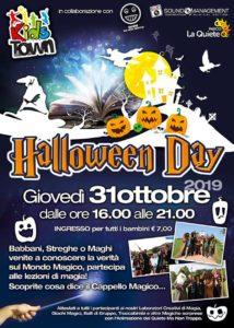 Halloween day @ Kids' Town
