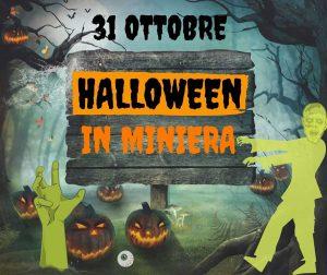 Halloween in Miniera @ Miniera di Pezzaze | Pezzaze | Lombardia | Italia