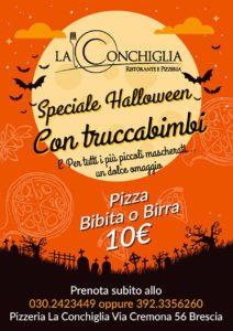 Speciale Halloween con Truccabimbi @ La Conchiglia