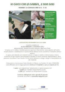 Io gioco con la sabbia e non solo -  Adro @ Asilo La Vittoria a Adro | Adro | Lombardia | Italia