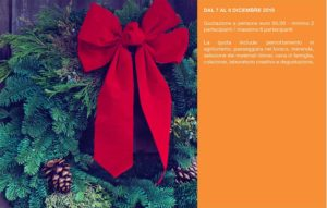 La magia del Natale con Linfainmovimento @ Chichimela