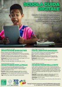 Scuola guida digitale a Concesio @ Biblioteca di Concesio   Concesio   Lombardia   Italia