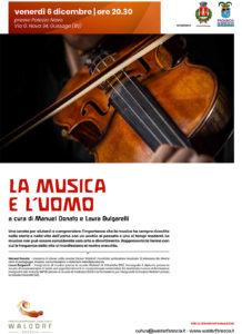 L'uomo e la musica @ Palazzo Nava | Rodengo-Saiano | Lombardia | Italia