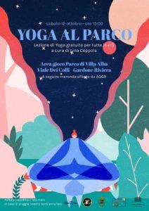 Yoga al parco @ Villa Alba Garddone Riviera