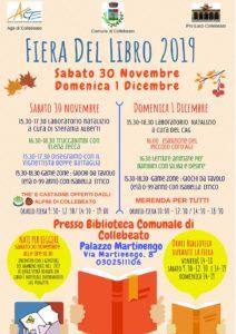 Fiera del libro a Collebeato @ biblioteca di Collebeato - Palazzo Martinengo