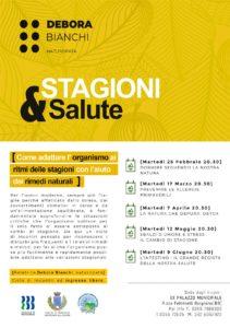 Stagioni&Salute a Gargnano @ ex Palazzo Municipale di Gargnano