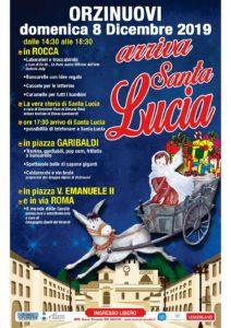 Arriva Santa Lucia a Orzinuovi @ Rocca di Orzinuovi