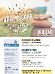 Benessere insieme a Moniga @ Parco del Castello | Moniga del Garda | Lombardia | Italia