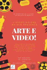 Arte e Video - Porto delle culture @ Porto delle Culture