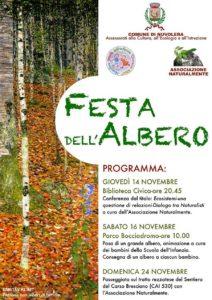 Festa dell'albero a Nuvolera @ Nuvolera